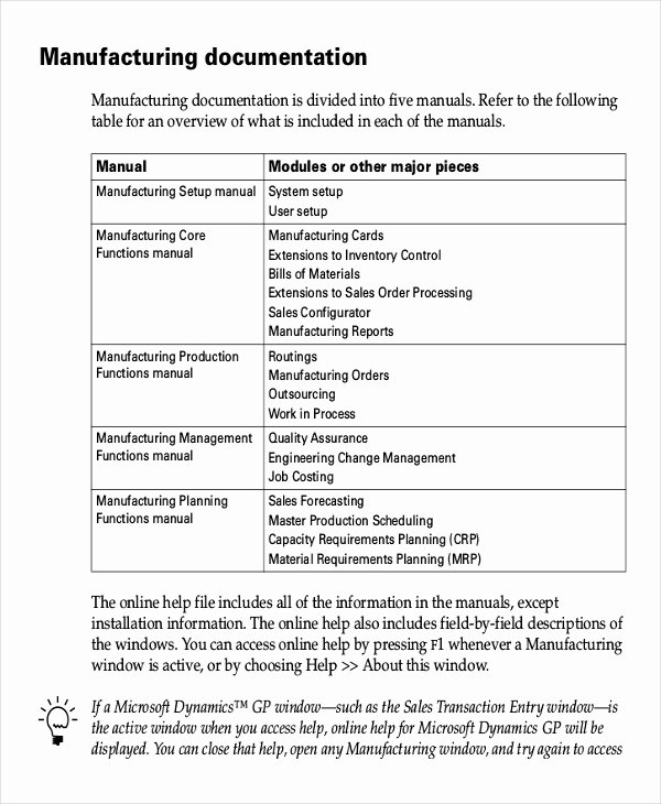Iso Work Instruction Template Best Of Working Instruction Template 6 Free Word Pdf Document