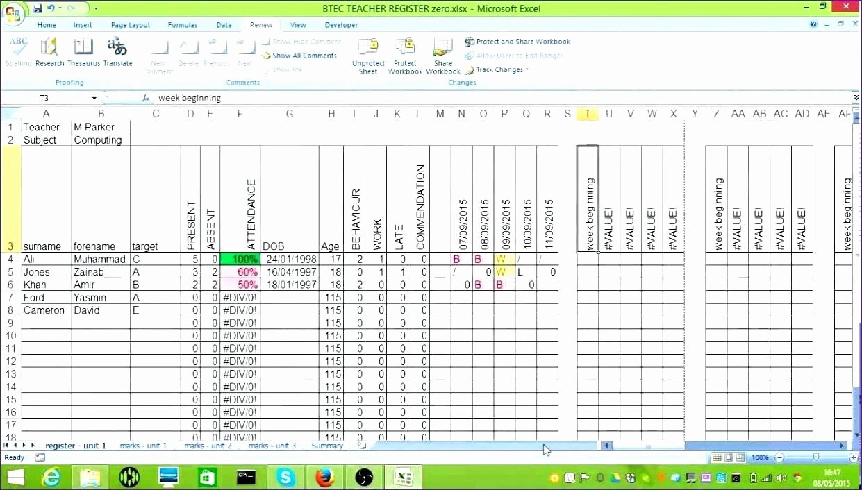Issue Tracking Template Excel New Excel issue Tracker Template Download – thedl