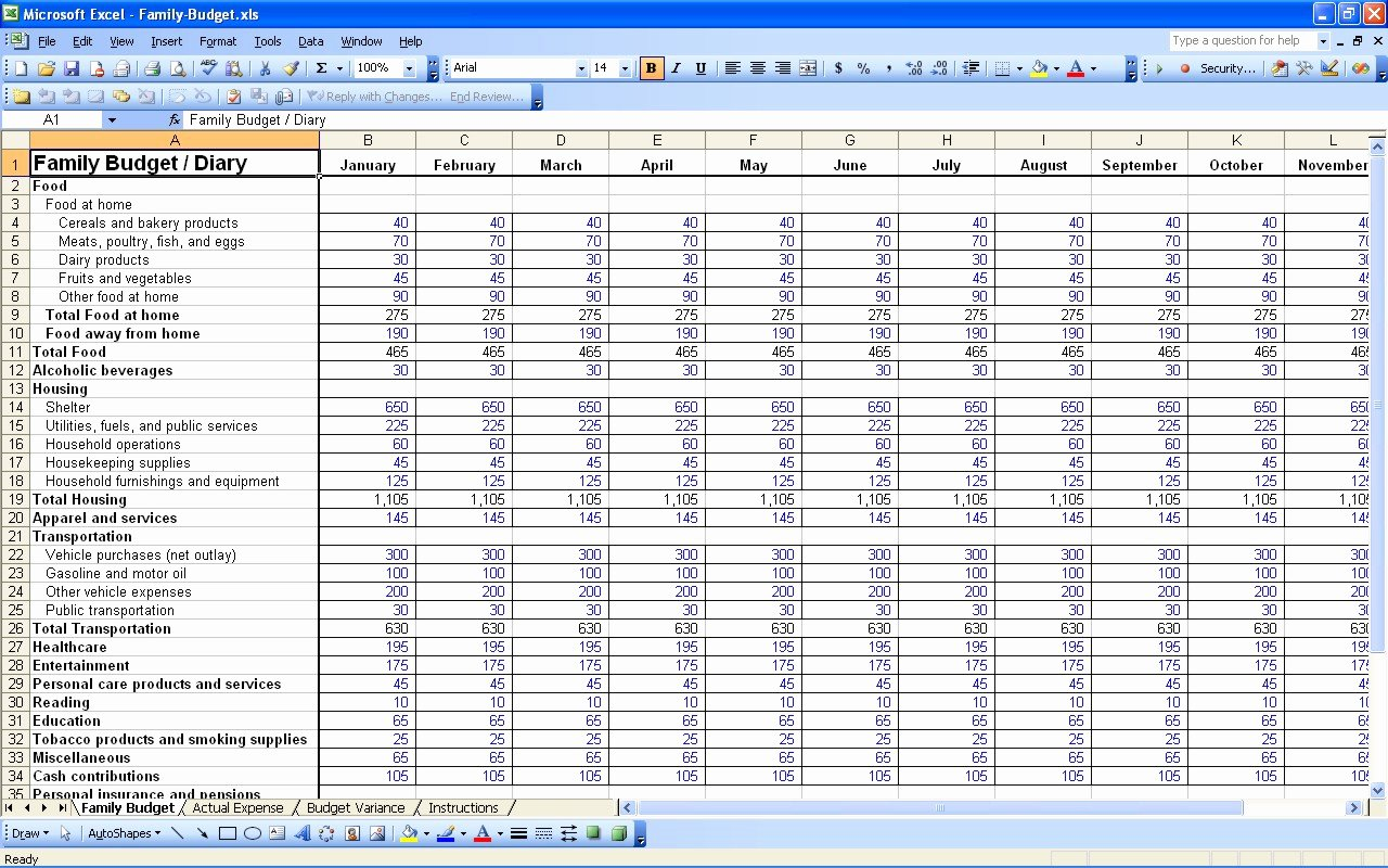 It Budget Template Excel Awesome Template Bud Spreadsheet Bud Spreadsheet Spreadsheet