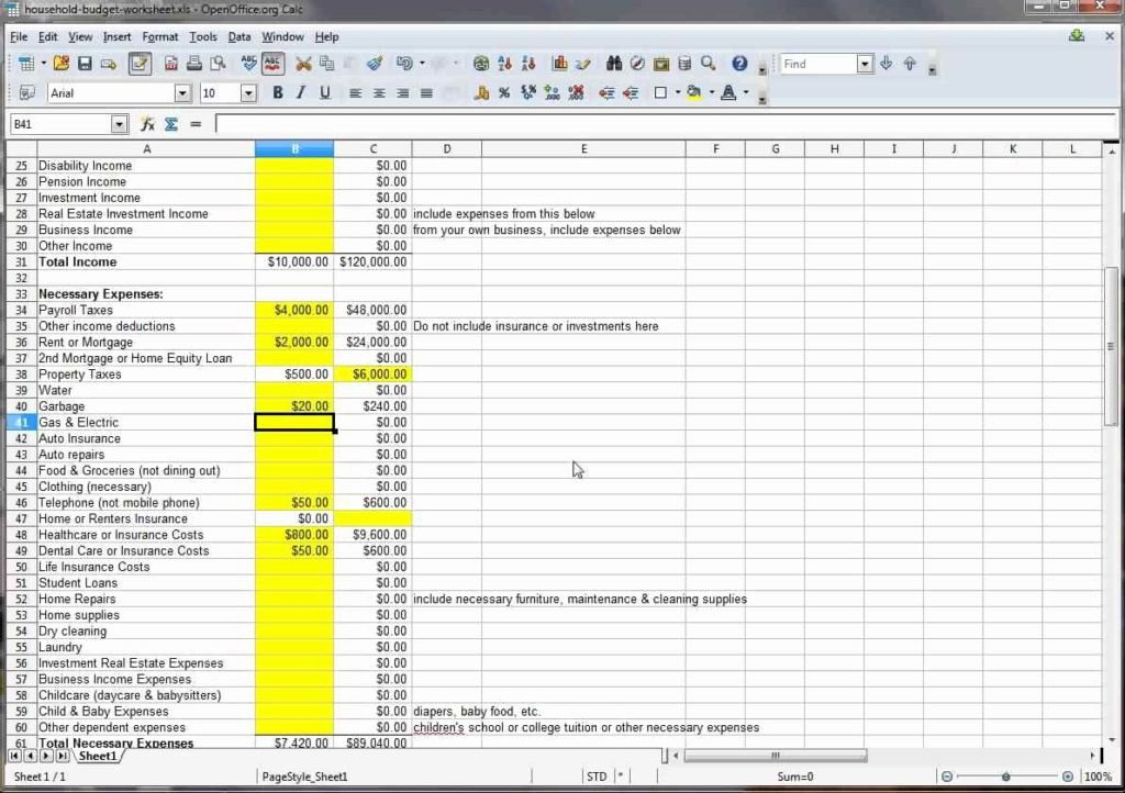 It Budget Template Excel Elegant Family Bud Spreadsheet Bud Spreadsheet Spreadsheet