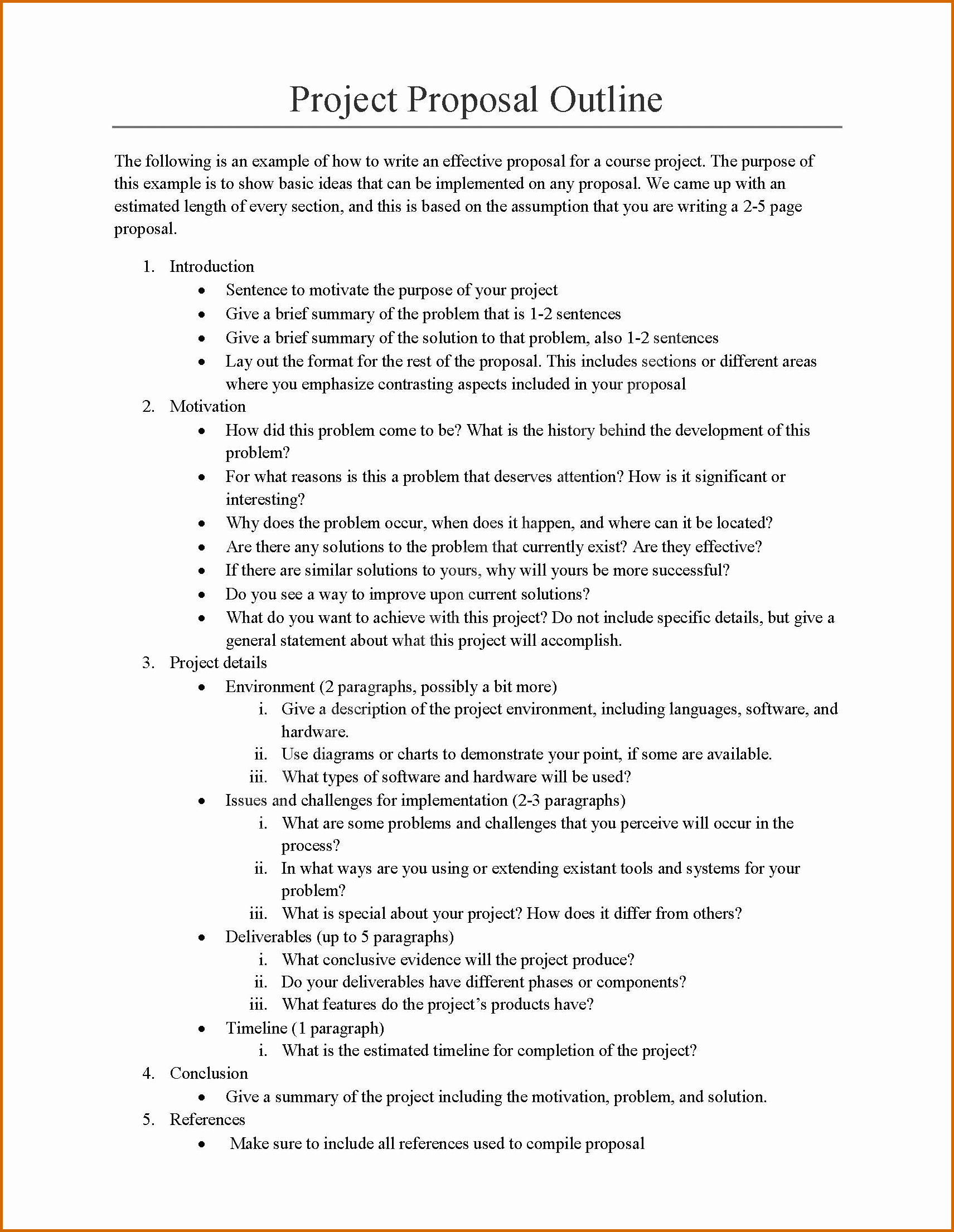 It Project Proposal Template Inspirational 10 How to Write A Proposal Examples