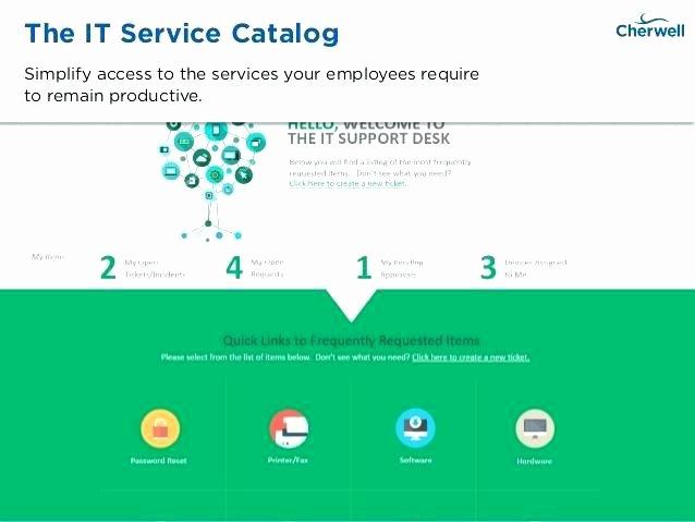 It Service Catalog Template Unique Service Catalog Template Itil V3 Technical Catalogue