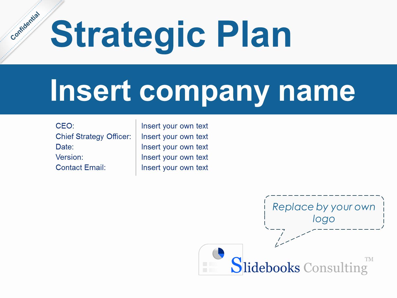 It Strategic Plan Template Beautiful Download A Simple Strategic Plan Template