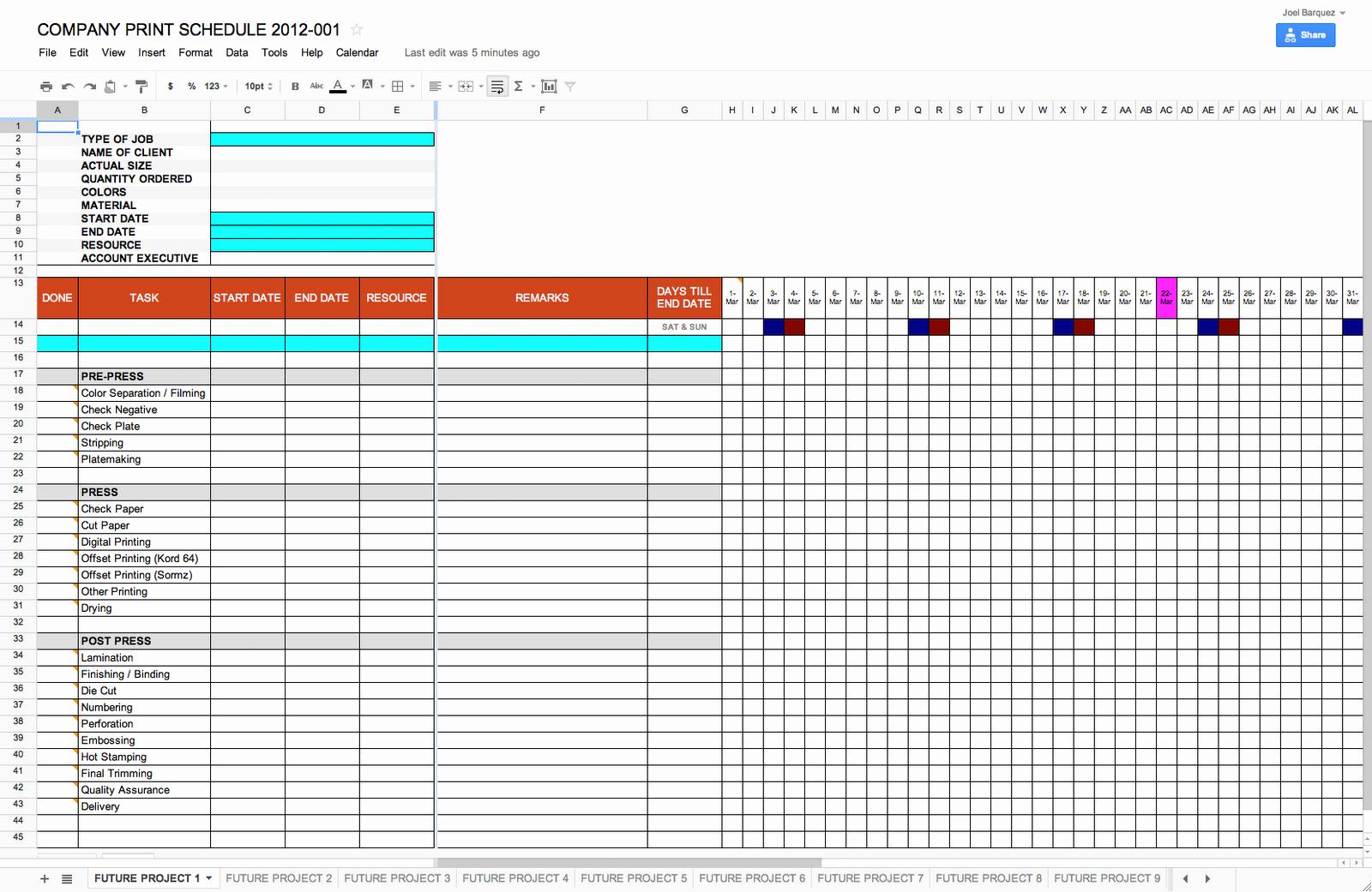 Itinerary Template Google Docs New Schedule Template Google Docs