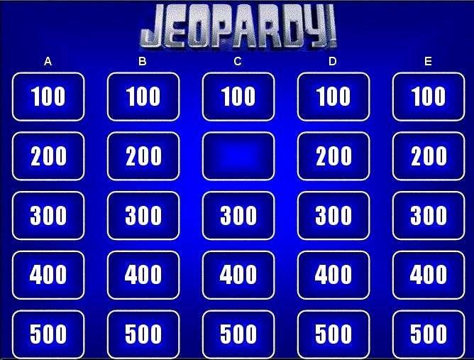 Jeopardy Game Template Ppt Fresh Jeopardy Template Powerpoint