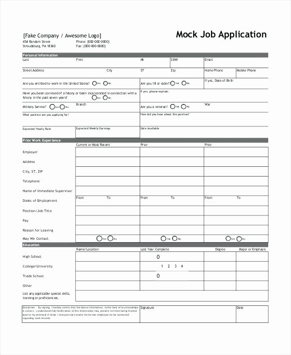 Job Application Template Doc New Pany Name Employee Suggestion form Id Date Job Title