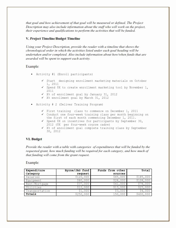Job Proposal Template Pdf Unique Proposal Template Free Download Create Edit Fill and Print