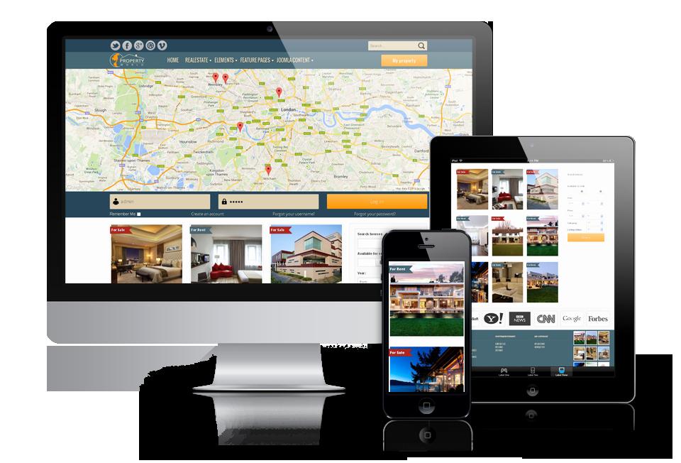 Joomla Real Estate Template Fresh Os World Property – Joomla Real Estate Template