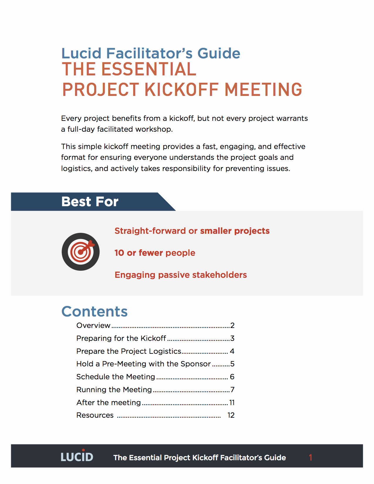 Kickoff Meeting Agenda Template Elegant the Essential Project Kickoff Meeting