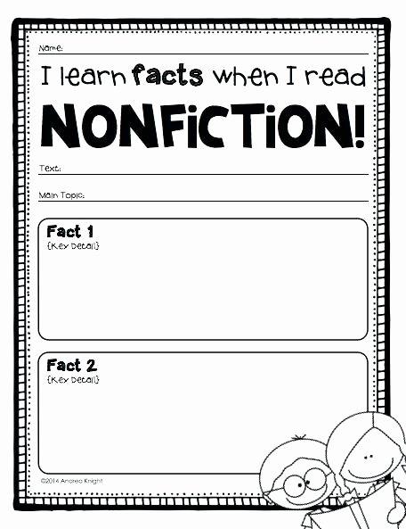 Kindergarten Book Report Template Fresh Kindergarten Book Report Template – Nefrocaribe