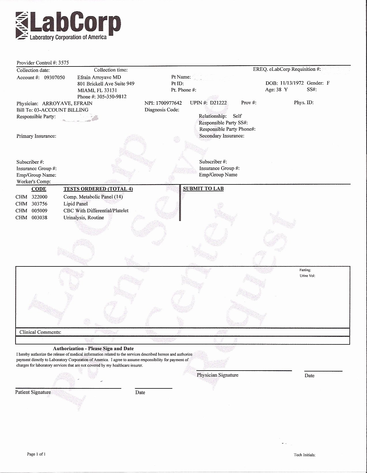 Lab Requisition form Template Luxury Lab Requisition form Template Image Collections