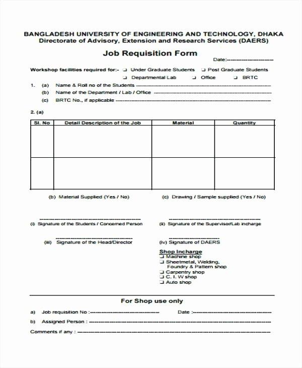 Lab Requisition form Template New Lab Requisition form Template – Updrill
