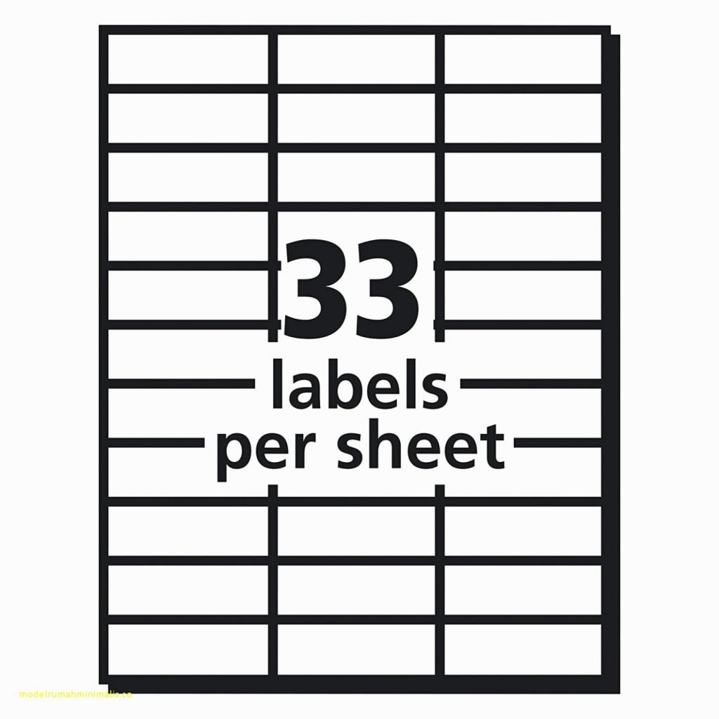 Labels Template for Pages Fresh Avery 30 Labels Per Sheet Template Invoice