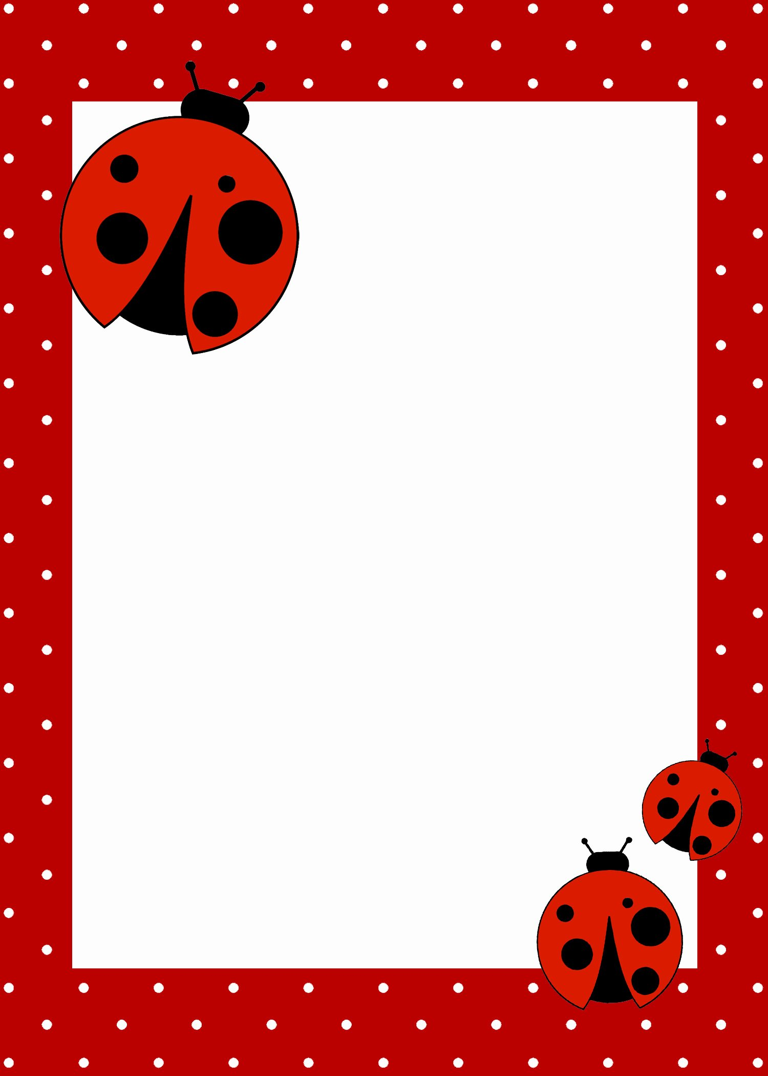 Ladybug Invitations Template Free Best Of Ladybug themed Birthday Party with Free Printables How