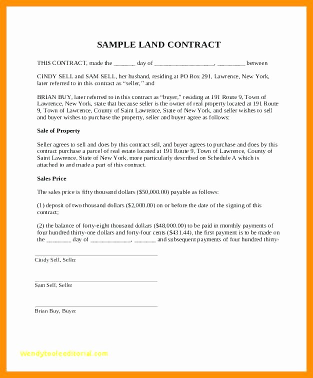 Land Contract Template Ohio Lovely 12 Inspirational Ohio Limited Liability Pany forms