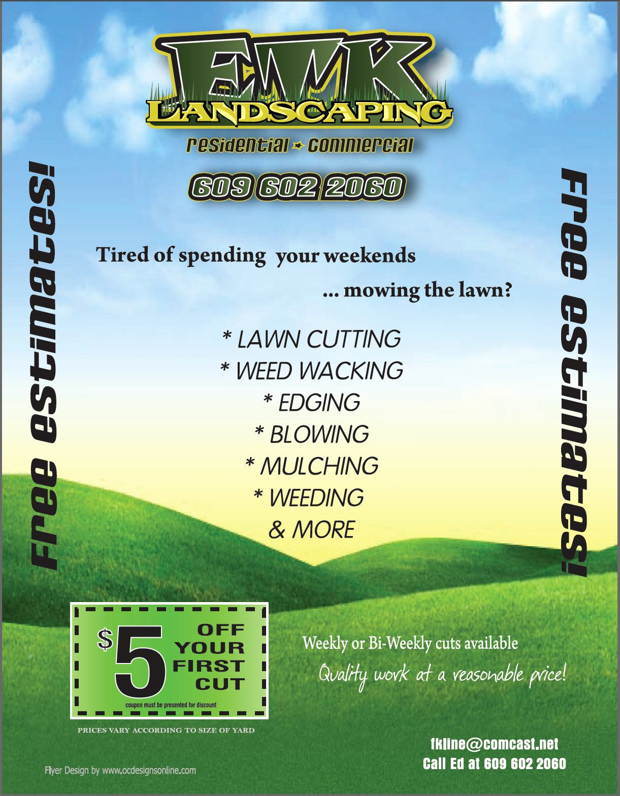 Landscape Flyer Template Free New Full Color Flyers as Promotional Materials for