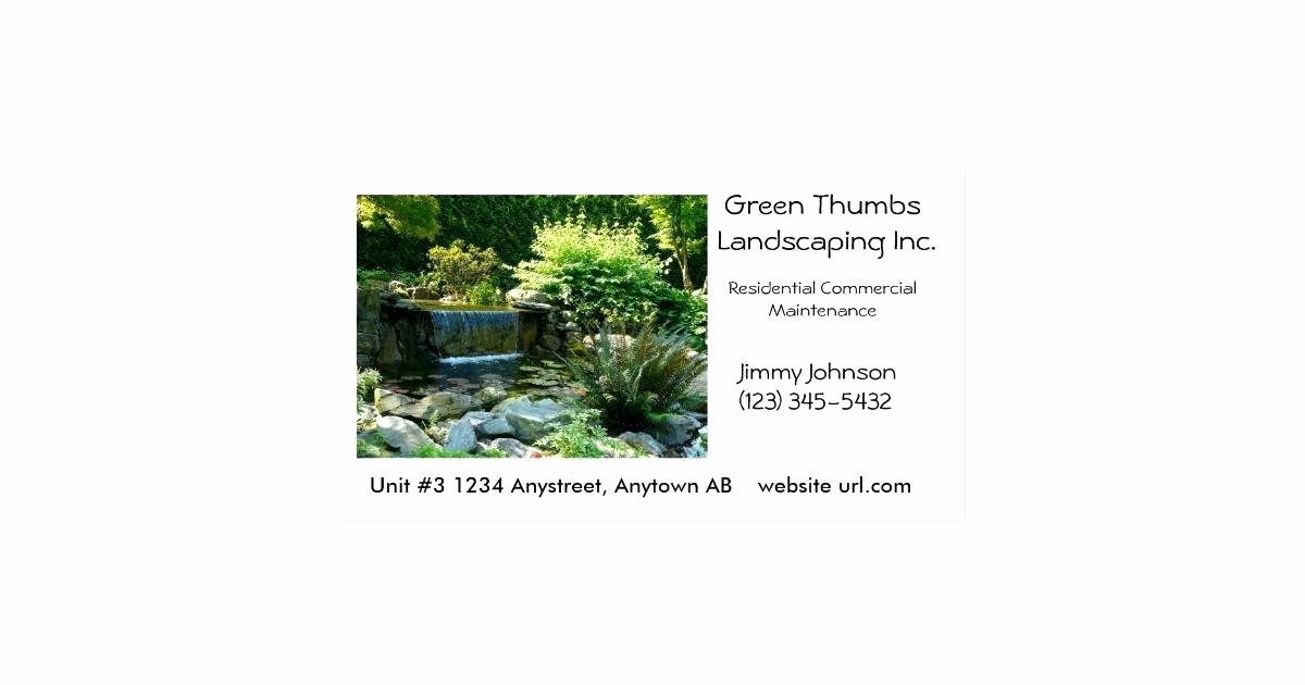 Landscaping Business Plan Template Lovely Gardening Business Plan – Blogopoly