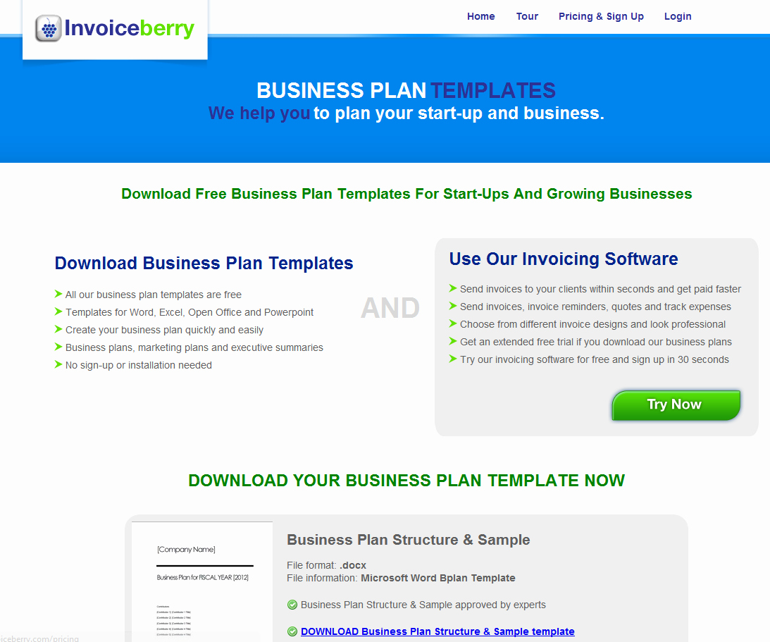 Landscaping Business Plan Template Lovely Lawn Care Billing Templates