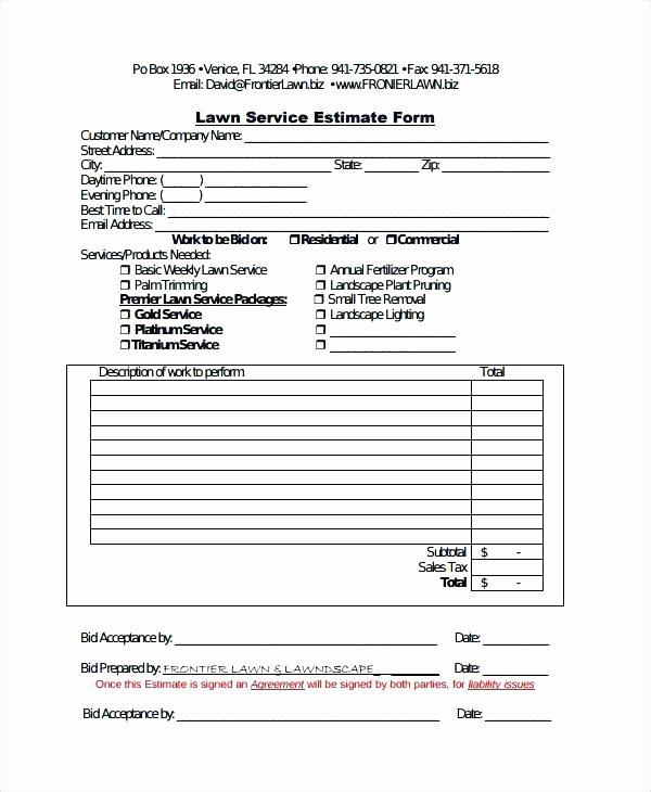Landscaping Business Plan Template Lovely Lawn Mowing Business Plan Template Care Receipt Upon