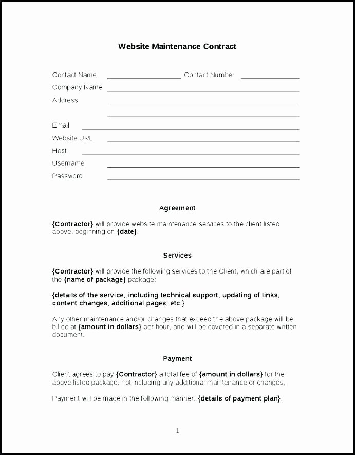 Landscaping Contract Template Free Fresh Mowing Contract Template New Free Landscaping Flyer
