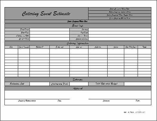 Landscaping Estimate Template Free Lovely Free Lawn Care Estimate Template