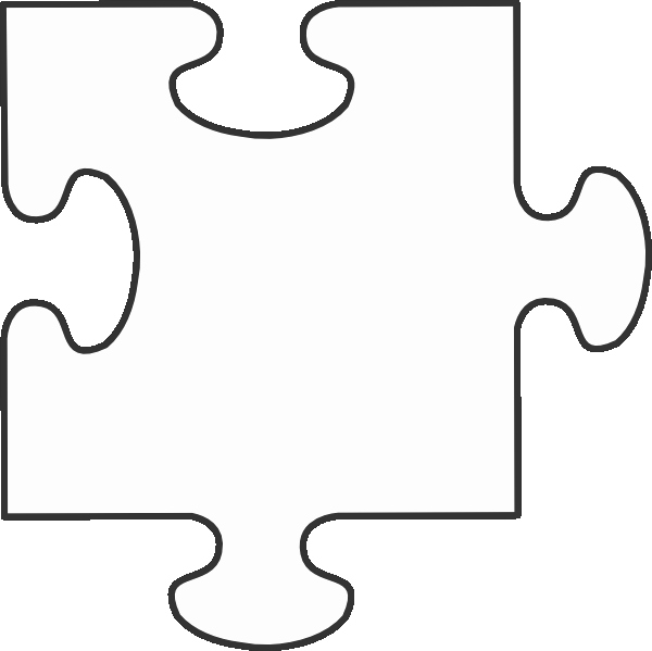 Large Puzzle Piece Template Luxury Blank Puzzle Pieces