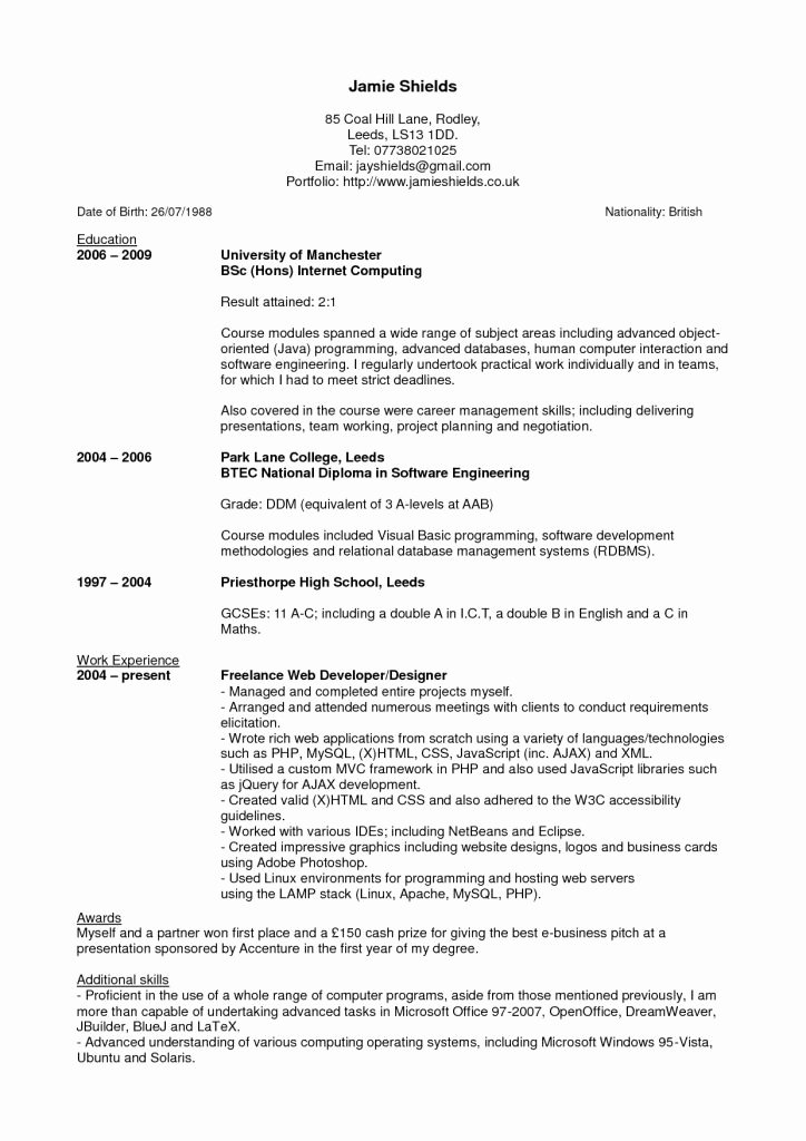 Latex Resume Template Phd Awesome Latex Template Resume Phd Free Templates Cv Economics