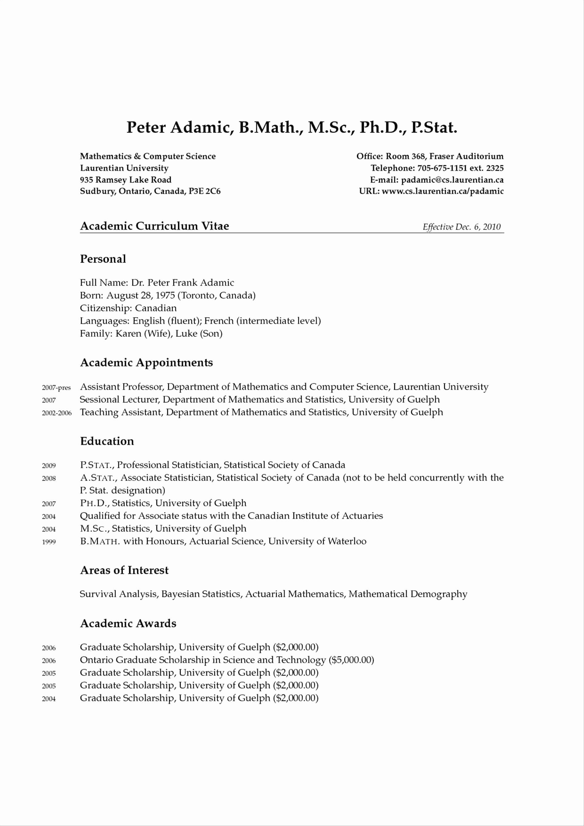 Latex Resume Template Phd Inspirational Latex Cv Template Graduate Student Resume Templates Sales