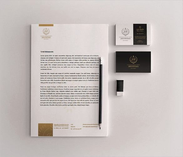 Law Firm Letterhead Template Elegant 20 Law Firm Letterhead Templates – Free Sample Example
