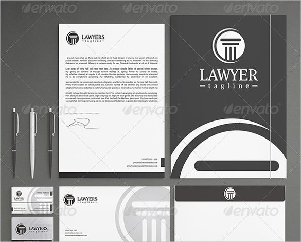 Law Firm Letterhead Template Lovely 15 Law Firm Letterhead Templates Free Psd Eps Ai