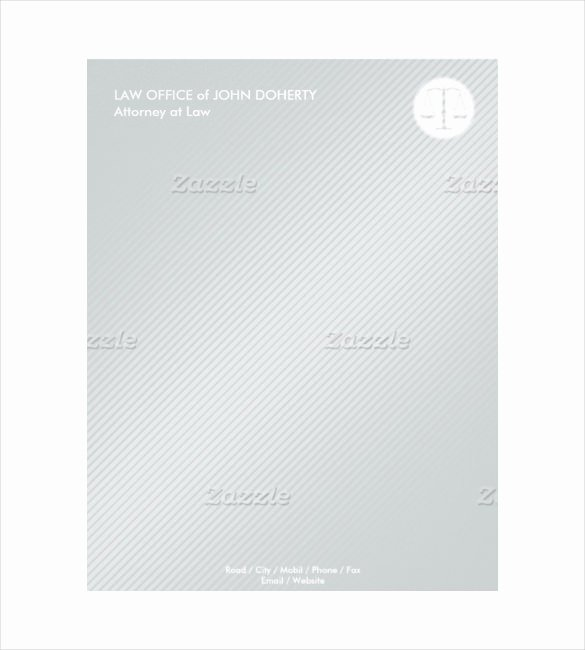 Law Firm Letterhead Template Luxury 21 Law Firm Letterhead Templates Free Word Pdf format