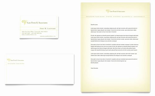Law Firm Letterhead Template New Law Firm Letterhead Templates