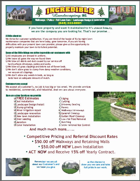 Lawn Care Flyer Template New Bar Refaeli Buzz Real Estate Flyers Templates