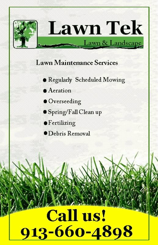 Lawn Care Flyers Template Luxury S Residential Lawn Care Flyer Promotions L Free