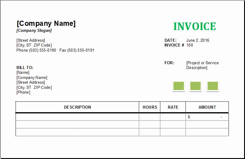 Lawn Care Invoice Template New Lawn Mowing Receipt