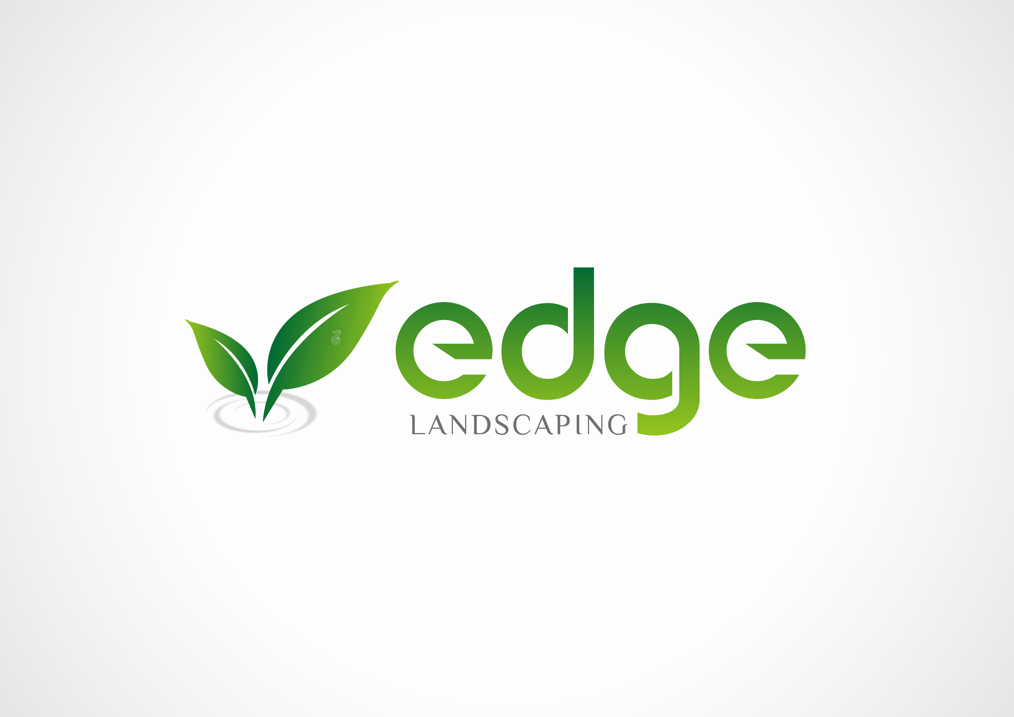 Lawn Care Logo Template Inspirational Landscaping Logo Templates