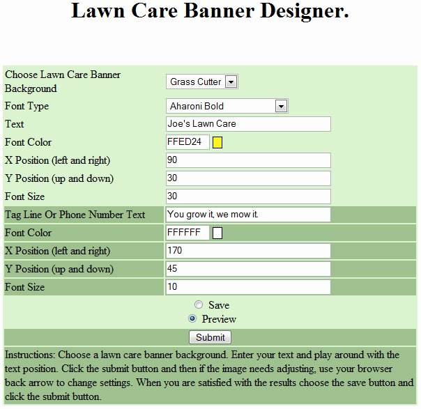 Lawn Care Proposal Template New Lawn Cutting Proposal