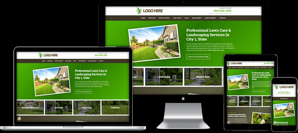Lawn Care Website Template Beautiful Website Templates for Lawn Care Landscaping Panies