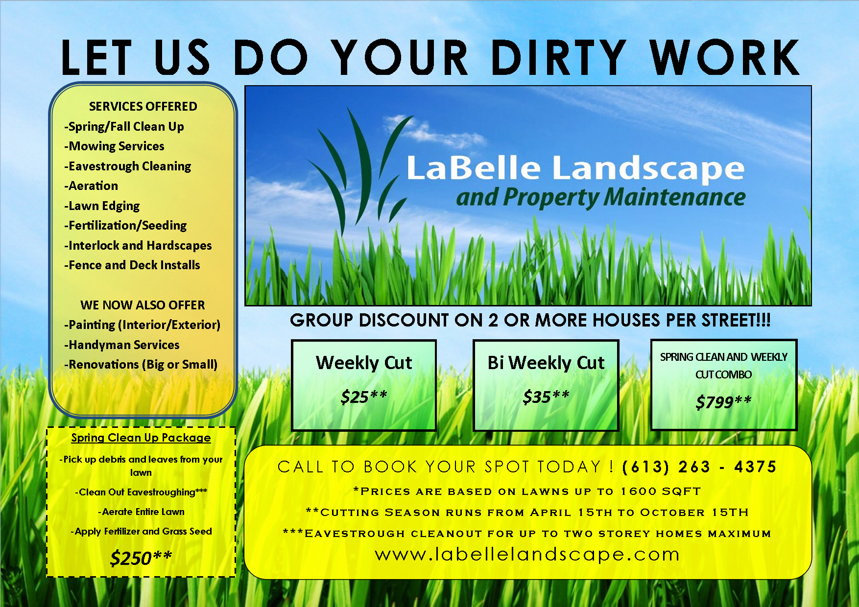 Lawn Care Website Template New Couvers Access Ideas for Landscaping Flyers and Indesign