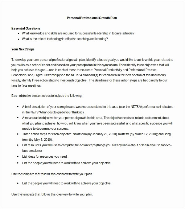 Leadership Development Plan Template Luxury 23 Action Plan Templates Download for Free