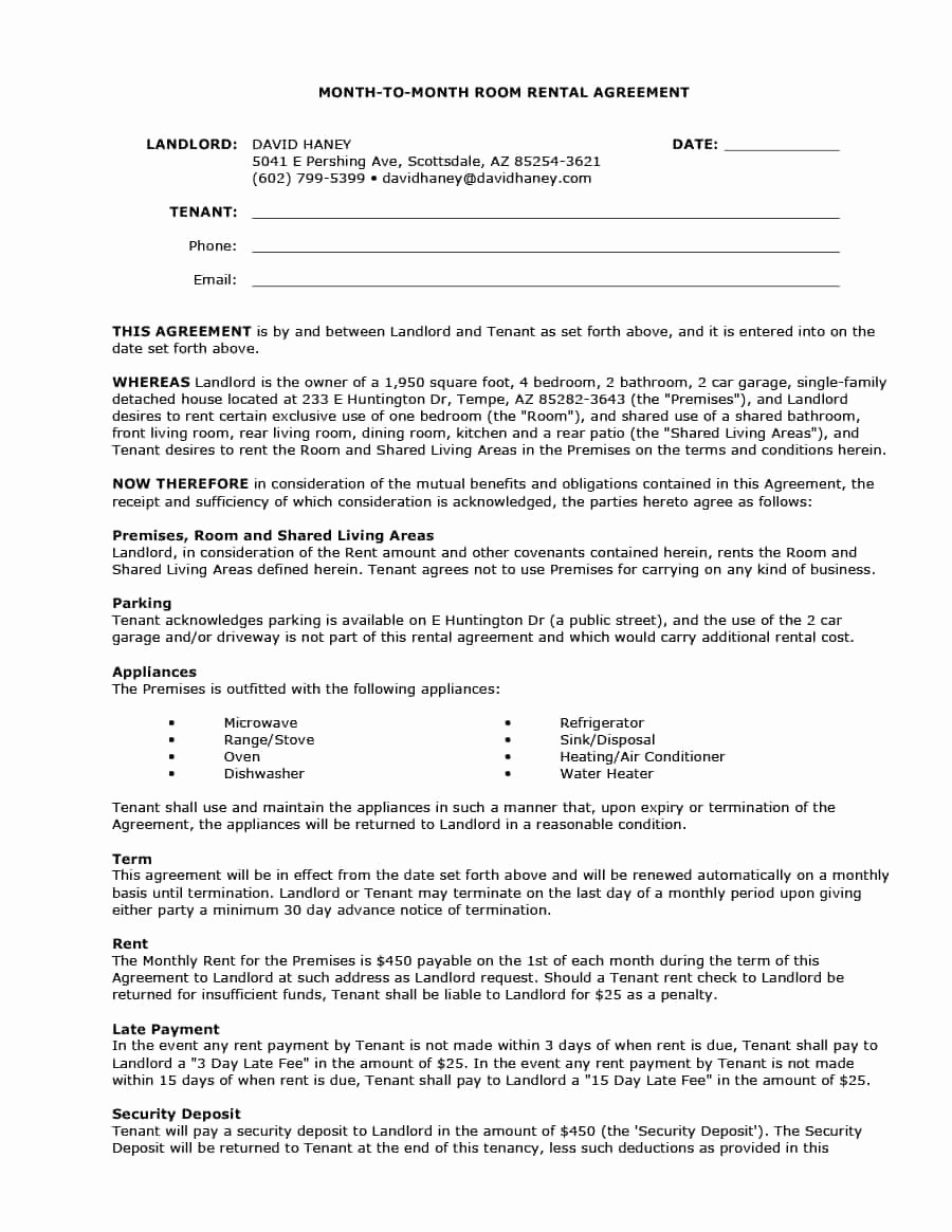Lease Termination Agreement Template Lovely Month to Month Lease Termination Letter Template