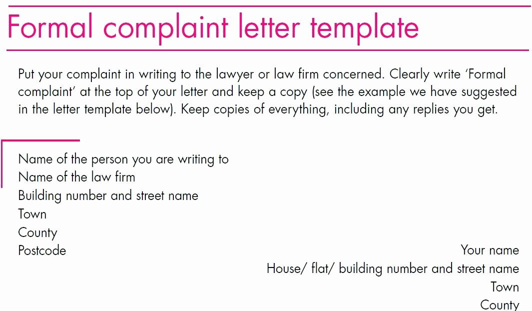 Legal Complaint Template Word Awesome Image Titled Write A Guardianship Letter Step 7 Legal