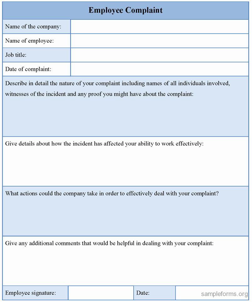 Legal Complaint Template Word Luxury Plaint form Template