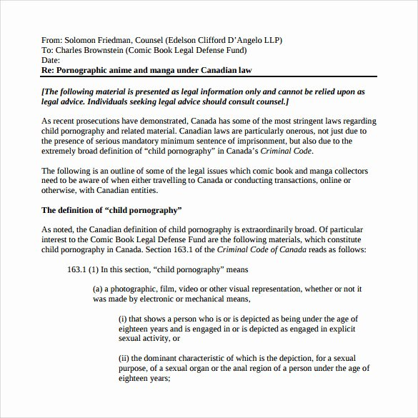 Legal Memorandum Template Word New Sample Legal Memo Template 11 Documents In Pdf Google