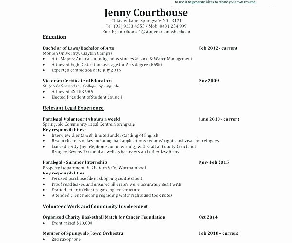 Legal Resume Template Word New attorney Cv Template – Lulusheshefo