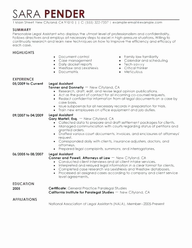 Legal Resume Template Word Unique Law School Resume Template Word Legal Pleading Paper Fresh