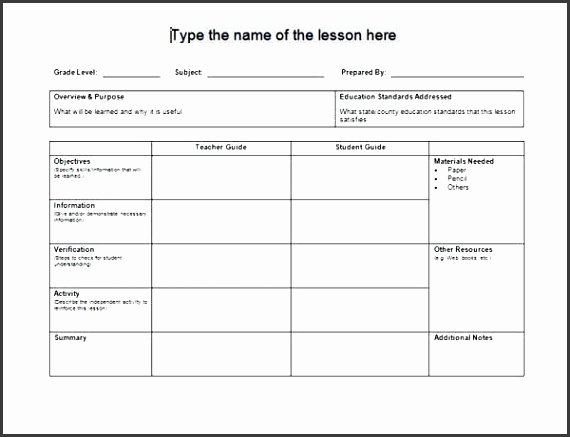 Lesson Plan Calendar Template Luxury 5 Kindergarten Weekly Lesson Plan Template