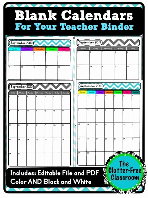 Lesson Plan Calendar Template Luxury Best 25 Blank Lesson Plan Template Ideas On Pinterest