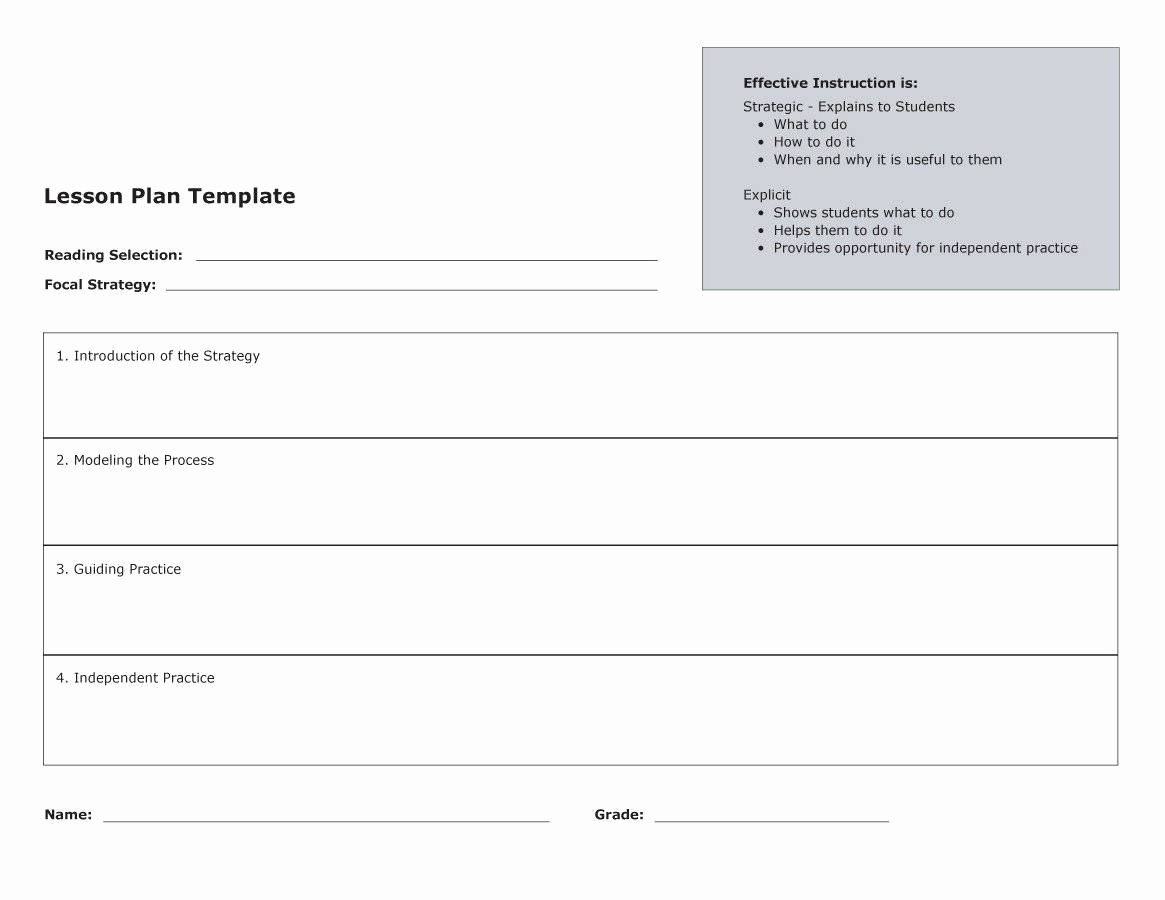 Lesson Plan Template Free Lovely 44 Free Lesson Plan Templates [ Mon Core Preschool Weekly]