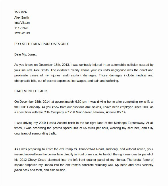 Letter Of Demand Template New Demand Letter Templates 11 Free Word Pdf Google Docs